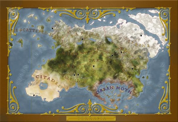 RSG map